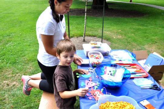 SCT's first annual client appreciation picnic
